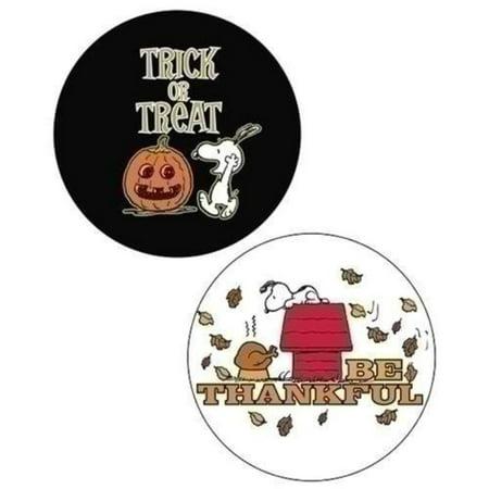 Roman Project-O-Rama Slides - Peanuts Halloween / Thanksgiving (Thanksgiving Point Halloween Events)