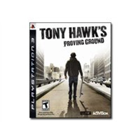 tony hawk proving ground - playstation 3