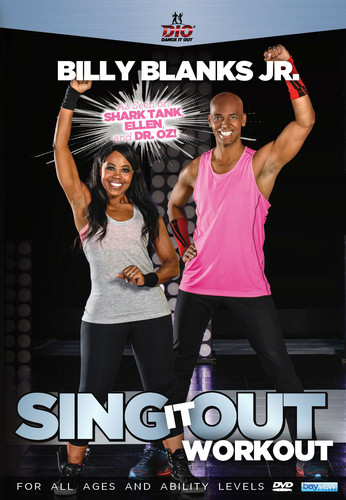 Billy Blanks Jr.: Sing It Out Workout by Bayview/widowmaker