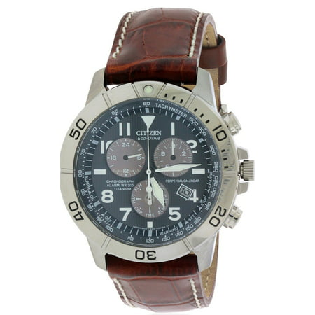 Citizen Eco-Drive Chronograph Mens Watch BL5250-02L