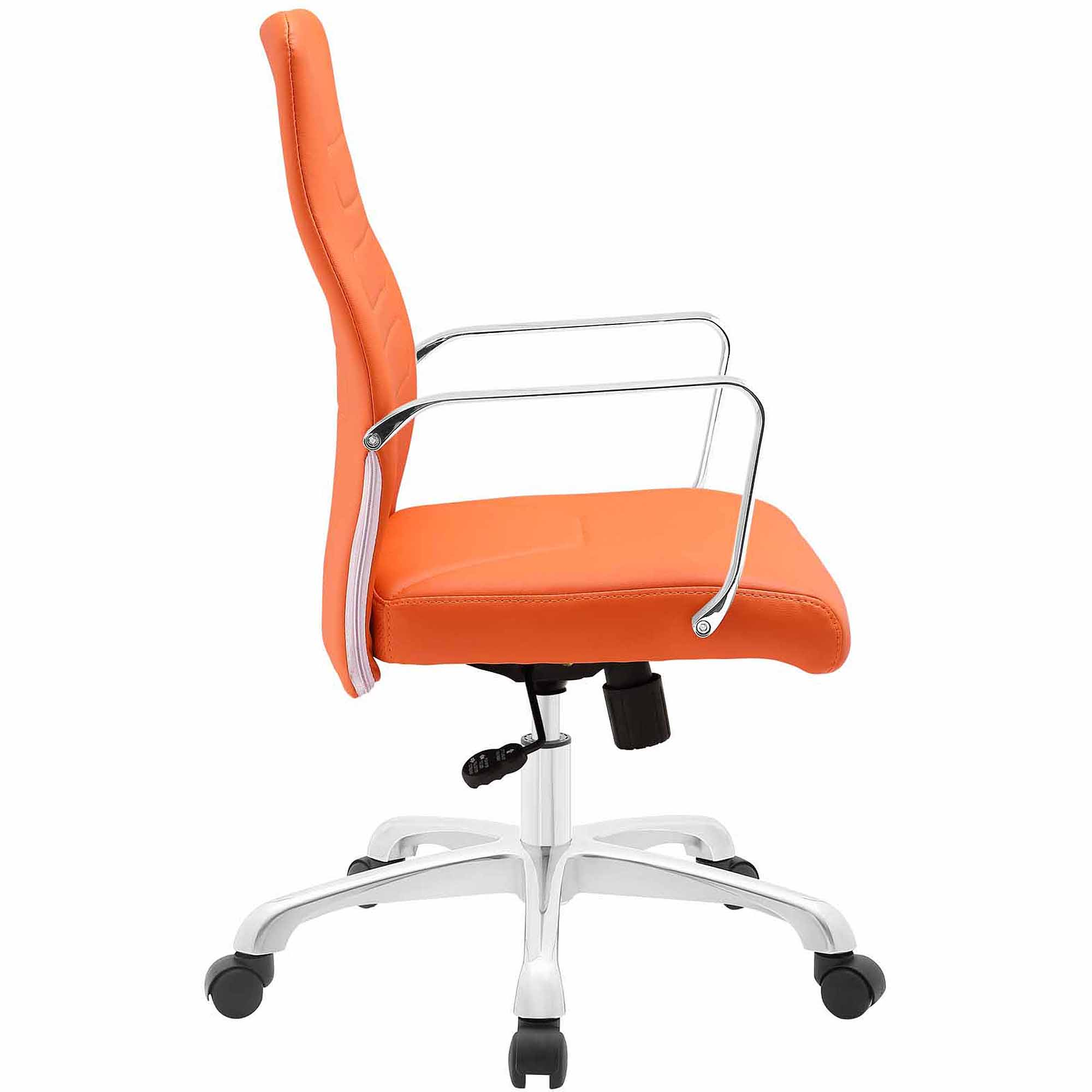 Modway Depict Mid Back Aluminum fice Chair Multiple Colors