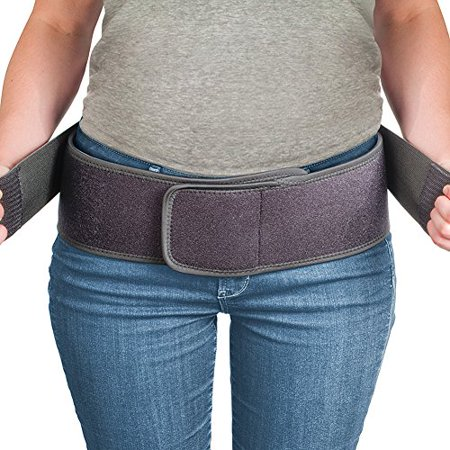 Pelvic And Back Pain Neoprene Therapeutic Commpression Support Belt  Reg