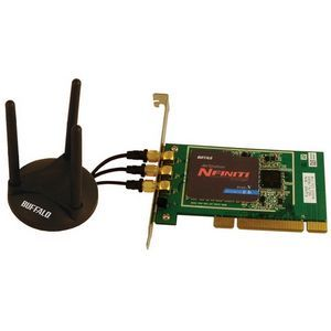 Nfiniti Wireless-N Desktop PCI Adapter