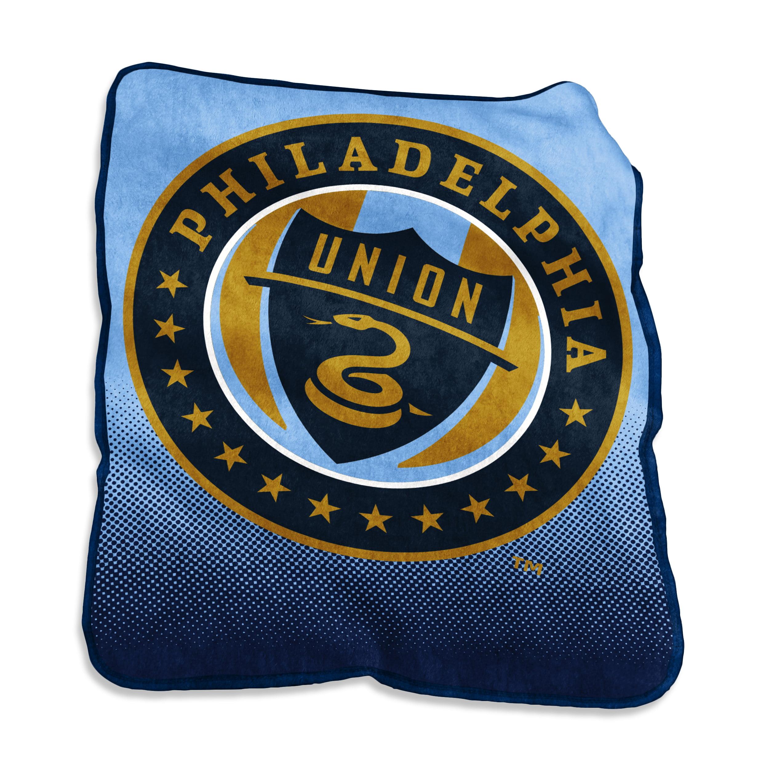 "Philadelphia Union 50"" x 60"" Raschel Throw Blanket - No Size"