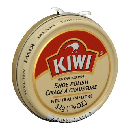 Shoe Polish, Neutral, 32g (Pack of 12), Protects and nourishes leather By (Best Way To Protect Leather Shoes)