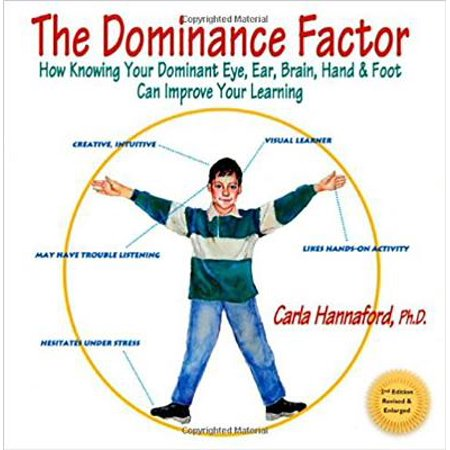 The Dominance Factor : How Knowing Your Dominant Eye, Ear, Brain, Hand & Foot Can Improve Your (The Ear The Eye And The Arm Sparknotes)