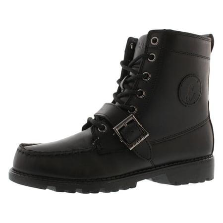 Polo Ralph Lauren Ranger Hi Boots Kid's Gradeschool Shoes (polo ralph lauren women boots)