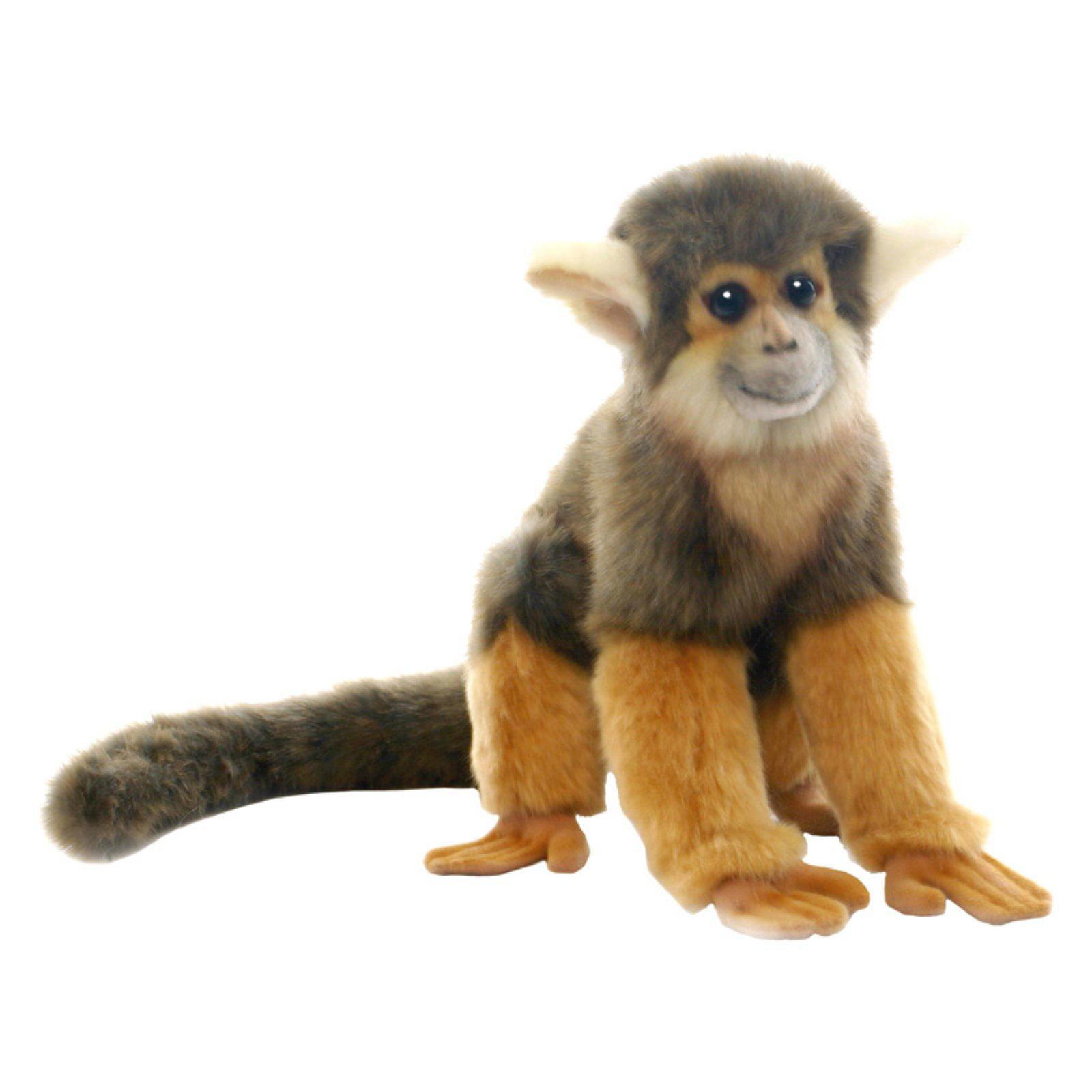 "Hansa Plush Squirrel Monkey, 10"""