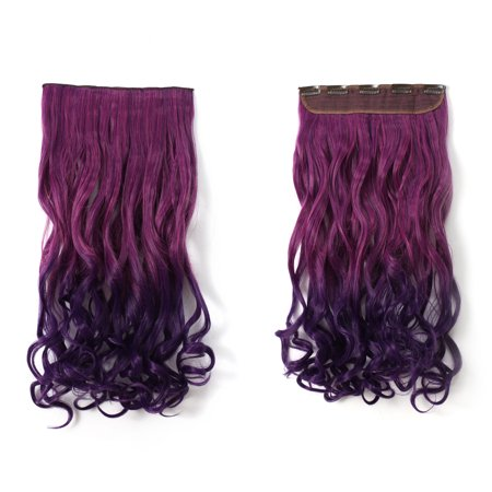 Purple Hair Extensions (OneDor 20