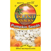 SALTED PUMPKIN SEEDS 4 OZ