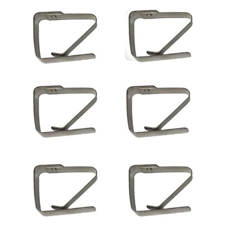Tablecloth Clamps (Set of 6) (Tablecloth Clamps)