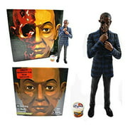 "Breaking Bad 6"" Action Figure: Burned Face Gus Fring Exclusive"