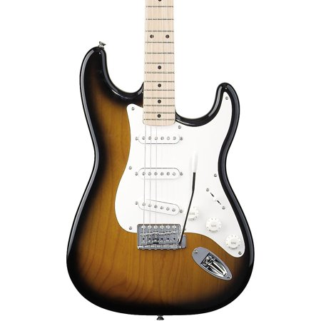 Squier Affinity Series Special Strat Electric Guitar 2-Color Sunburst (Strat Style Guitar)