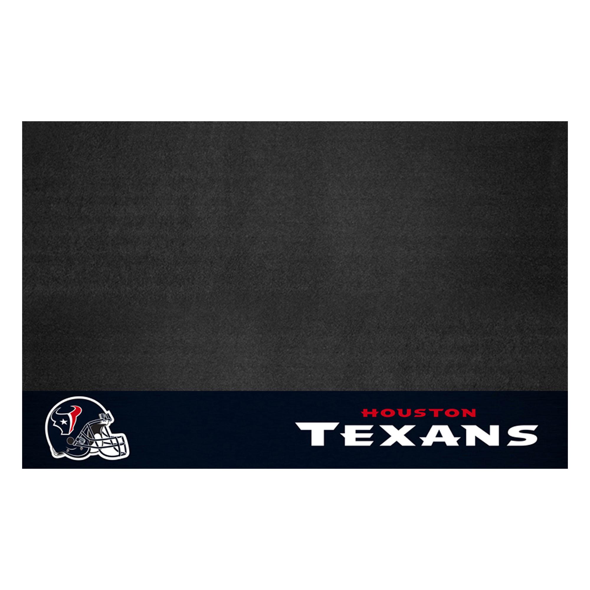 Houston Texans Grill Mat