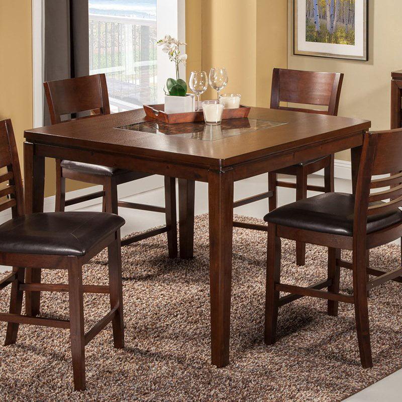 Alpine Furniture Granada Counter Height Dining Table