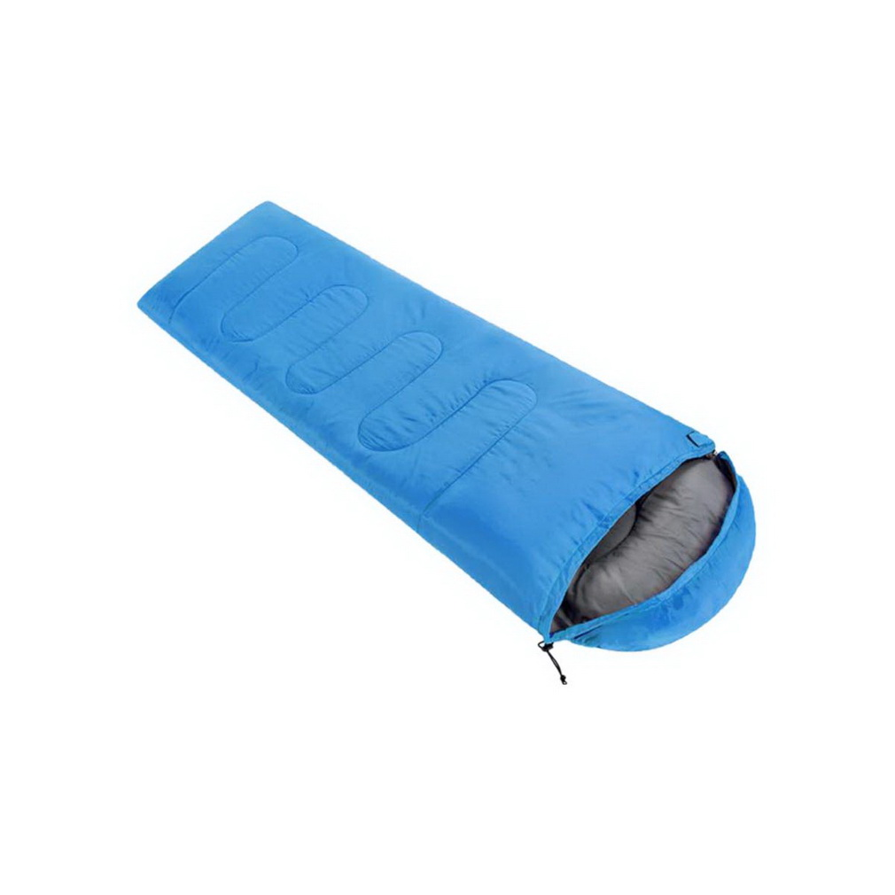 2017 New Large Single Sleeping Bag Warm Soft Adult Waterproof Camping Hiking by YKS