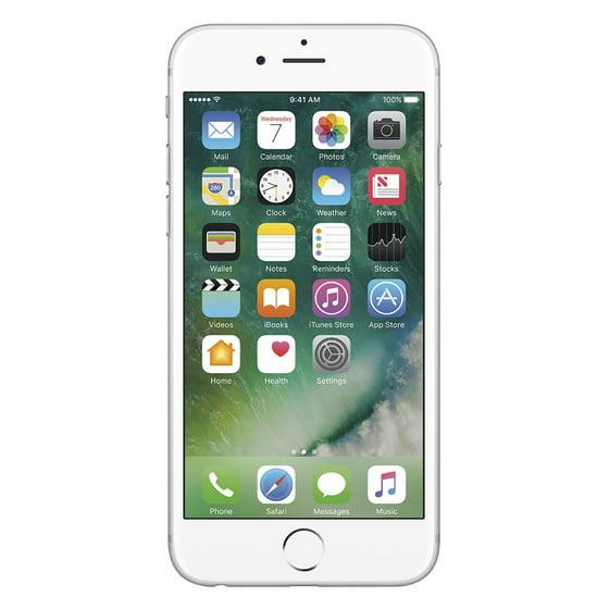 8a1752be5d2 Refurbished Apple iPhone 6s 64GB, Gold - GSM/CDMA - Walmart.com