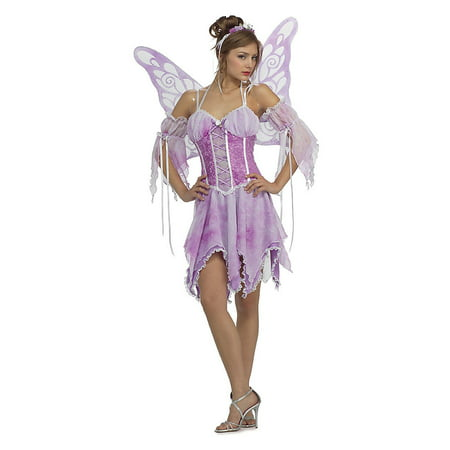 Adult Butterfly Fairy Costume Rubies 888457 (Butterfly Adult Costumes)