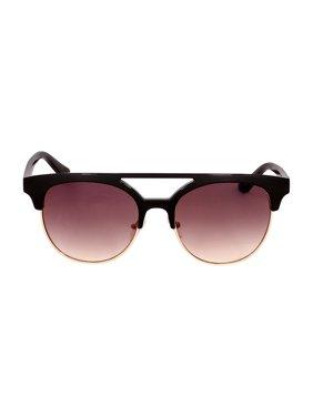 Kenneth Cole Reaction Plastic Frame Smoke Gradient Lens Men's Sunglasses KC13225501B