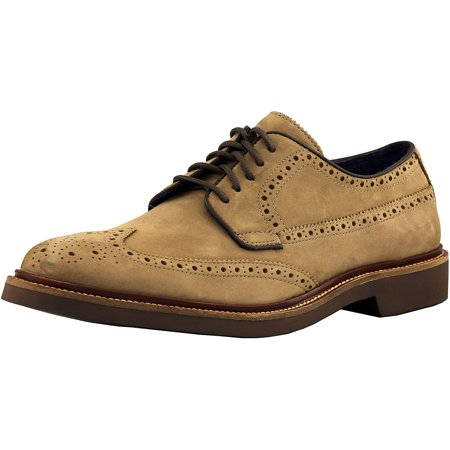 Cole Haan Men's Briscoe Wing Oxford Nubuck Transien Ankle-High Suede Shoe - 11.5M - image 2 de 2