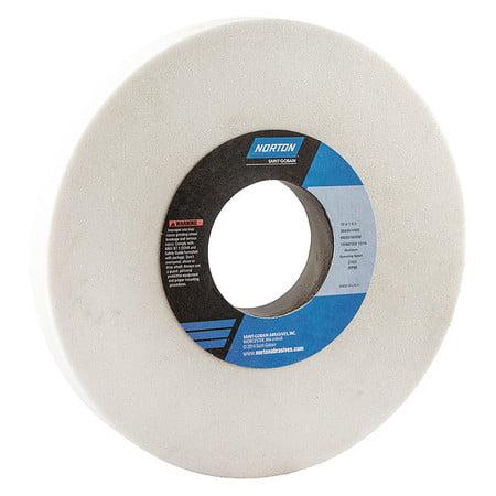 Grinding Wheel,T1,12x2x1.5,AO,60//80,Brn NORTON 66253263056
