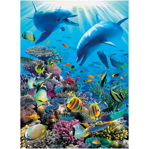 Ravensburger Underwater Adventure Puzzle, 300 Pieces
