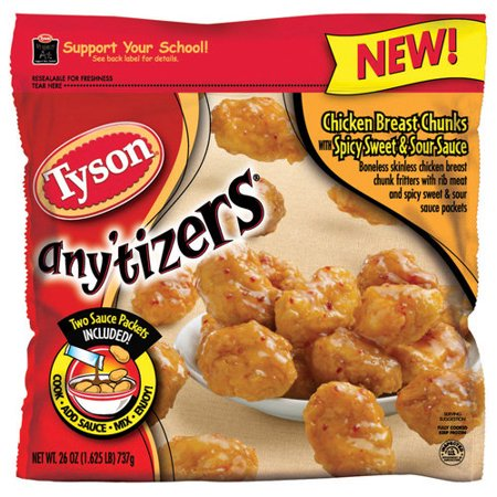 Tyson W Spicy Sweet Sour Sauce Any Tiz Brickseek