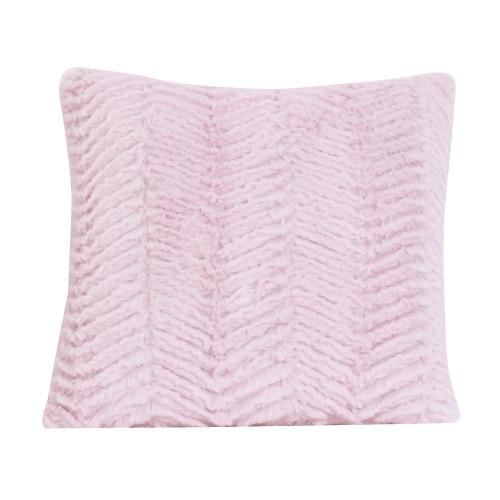 Cotton Tale Chevron Throw Pillow