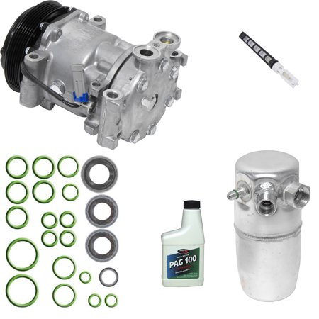 New A/C Compressor Kit 1051438 - 15728631 K1500 C1500 K1500 C1500 K2500 C3500