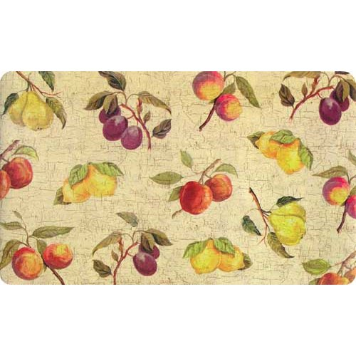 BuyMATS Inc. Cushion Comfort Fruit of the Spirit Kitchen Mat