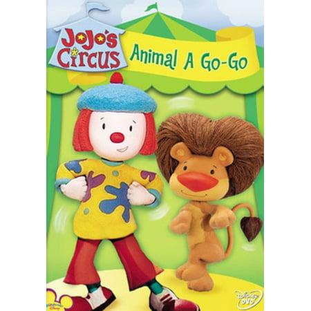 Jojo's Circus: Animal A Go-Go - Jojo's Circus Halloween