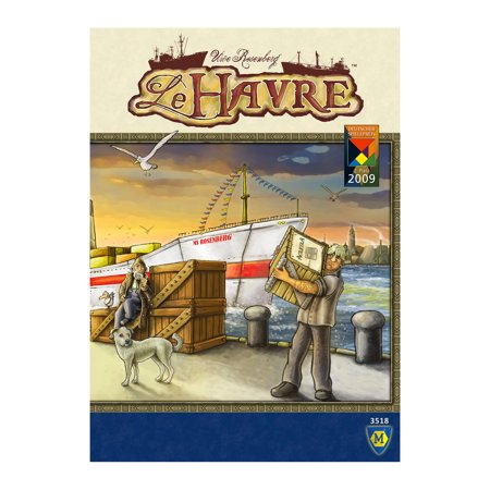 Lookout Le Havre Board Game