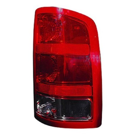 - Go-Parts » 2007 GMC Sierra 1500 HD Classic Rear Tail Light Lamp Assembly / Lens / Cover - Right (Passenger) Side - (SLE + SLT) 25958485 GM2801208 Replacement For GMC Sierra 1500 HD Classic