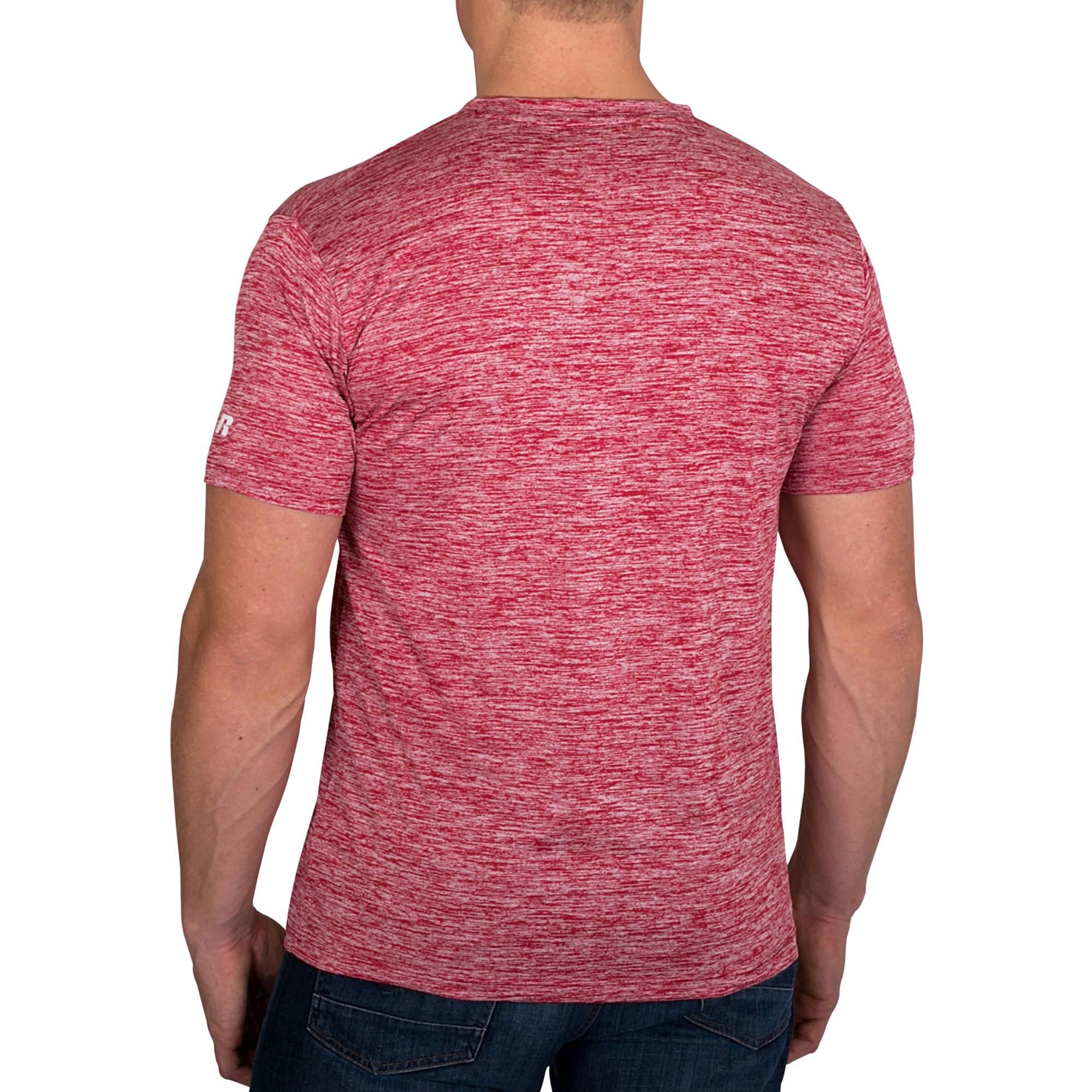 7ca6f2b99 Russell - Russell NCAA Alabama Crimson Tide Men's Impact T-Shirt -  Walmart.com