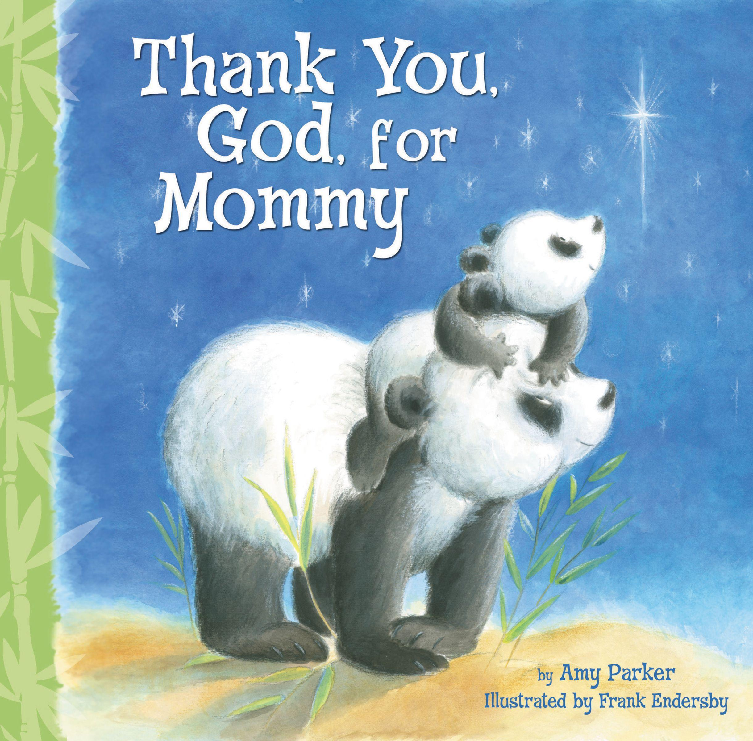 Thank You, God, for Mommy (Board Book)