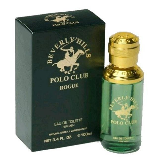 Beverly Hills Polo Club Rougebody Spray For Men 6 Oz