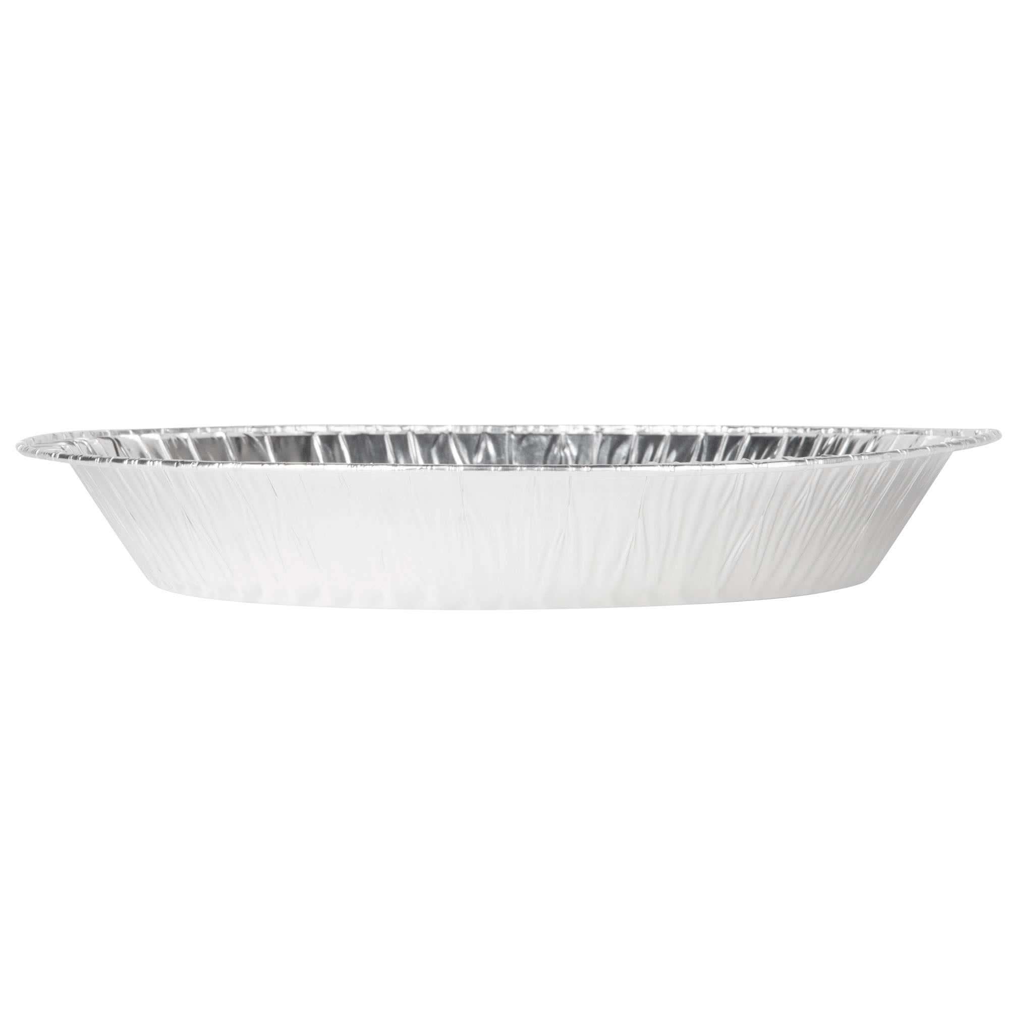 "9"" x 1 3 16"" Extra Deep Foil Pie Pan 500 Case By TableTop King by TableTop King"