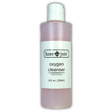 oxygen revitalizing cleanser oz face wash mature skin