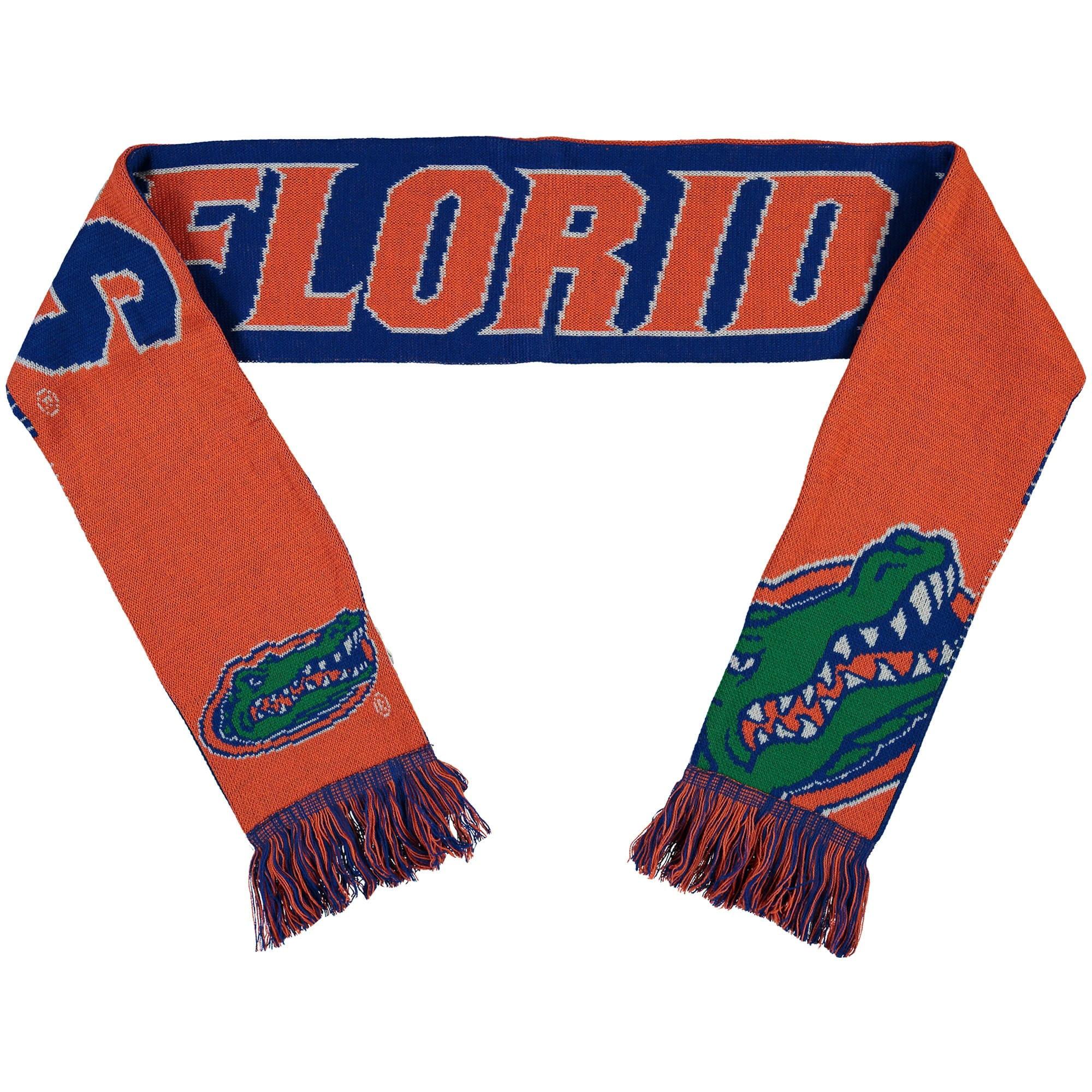 Florida Gators Split Logo Reversible Scarf NCAA Forever Collectibles