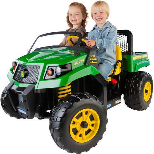 Peg perego john deere gator xuv 12 volt battery powered ride on peg perego john deere gator xuv 12 volt battery powered ride on walmart fandeluxe Choice Image
