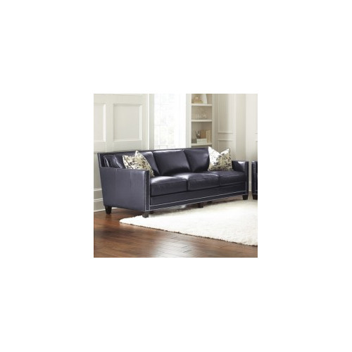 Steve Silver Furniture Hendrix Leather Sofa Walmart Com