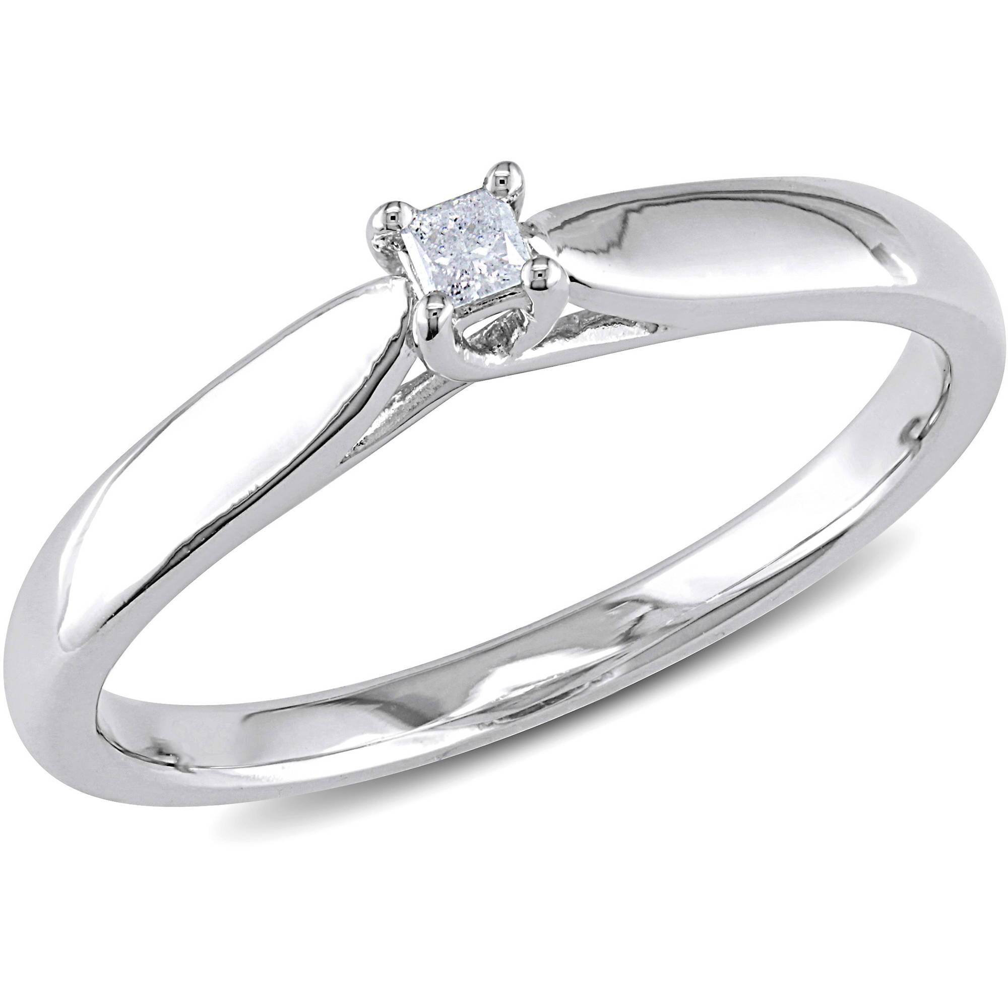 heart product rings promise charm ring sterling silver centres diamond