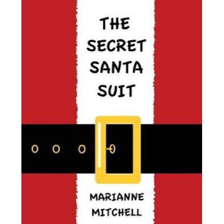 The Secret Santa Suit - Marianne Hagan Halloween