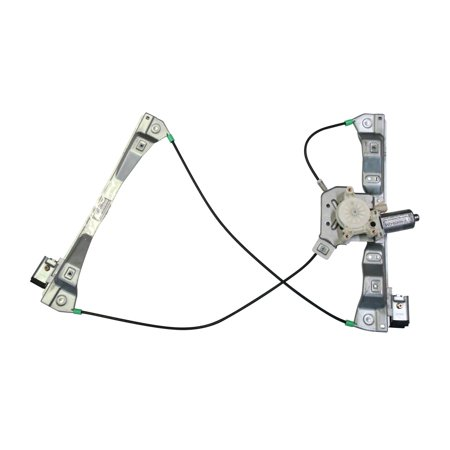 TYC 660387 Front Right Window Regulator for CHEVROLET