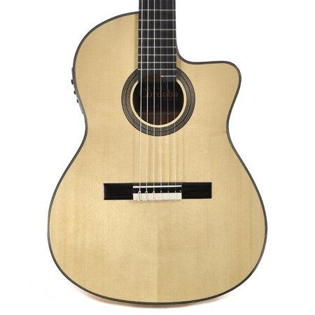 cordoba fusion 14 maple hybrid nylon string classical acoustic electric guitar. Black Bedroom Furniture Sets. Home Design Ideas
