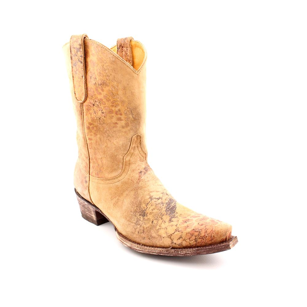 """OLD GRINGO Leopardito 10"""" Women  Pointed Toe Leather  Wes..."""