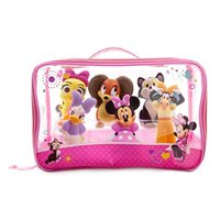 Disney - Minnie Mouse and Friends Bath Toy Set for Baby - New