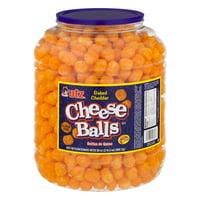 Utz Cheese Balls, 35 oz Barrel