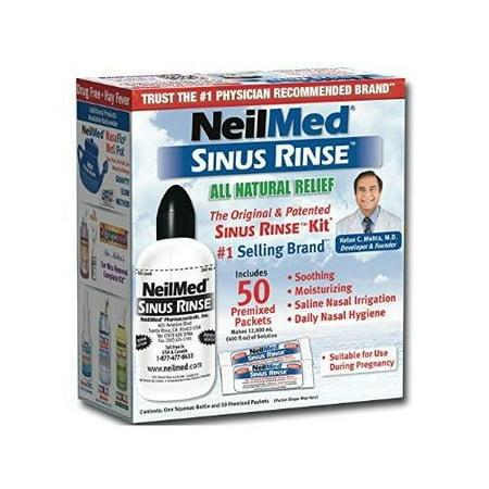 NEILMED SINUS RINSE WALMART