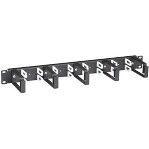 Rackmount D Ring Cable Management Kit, 1U